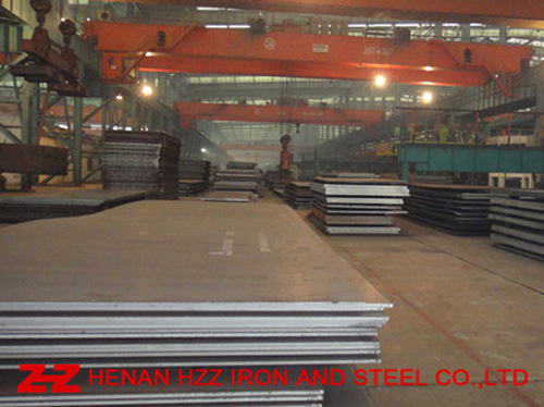 Carbon and Low-alloy High-strength Steel Plate