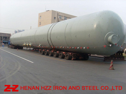 Pressure Vessel and Boiler Steel Plate