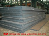 EN10028-6 P355QH Pressure Vessel And Boiler Steel Plate